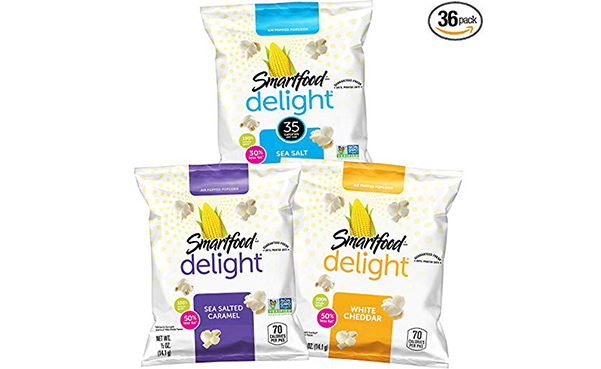 Smartfood Delight Popcorn Variety Pack, 36 Count5
