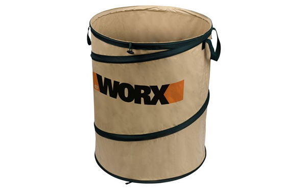 WORX Landscaping 26-Gallon Collapsible Bag/Bin