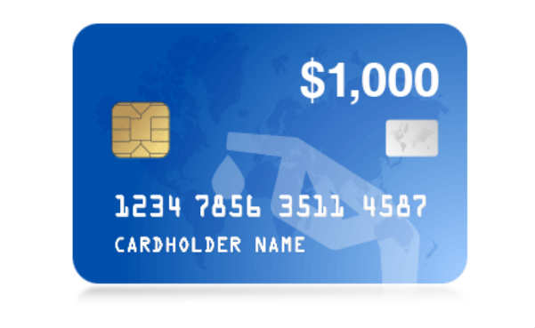 win a $1000 Gas Card