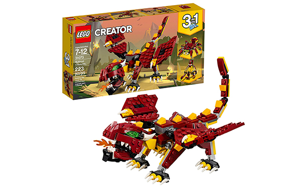 LEGO 3in1 Mythical Creatures Building Kit