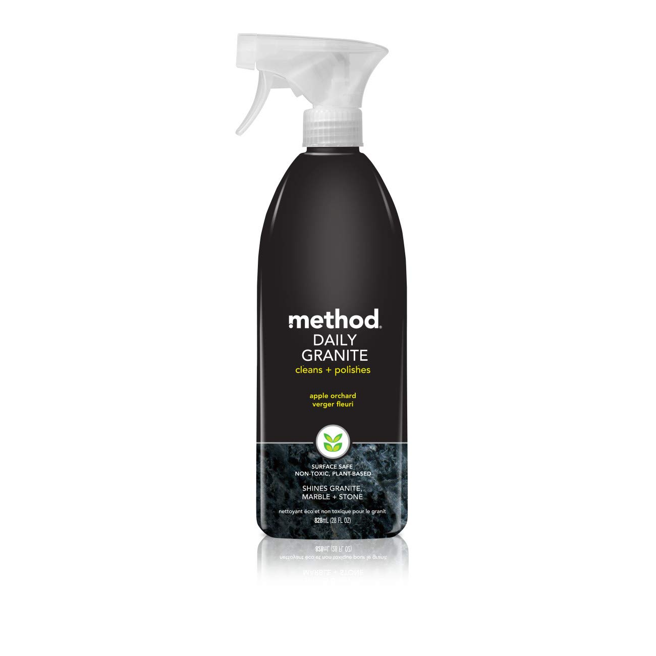 Method Daily Granite Cleaner Spray, Apple Orchard, Pack 8