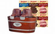 Nostalgia ice cream maker giveaway