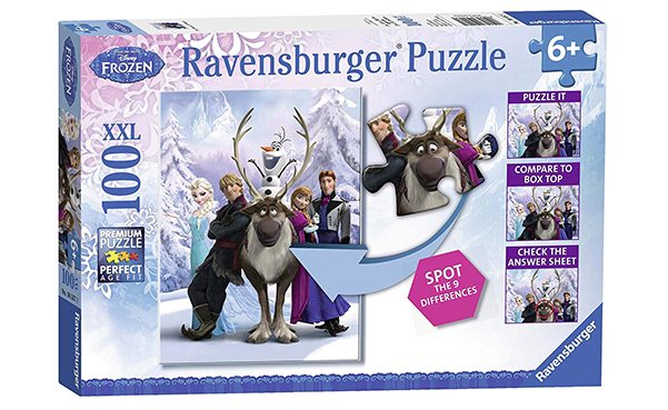 Ravensburger Disney Frozen Jigsaw Puzzle for Kids