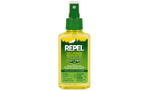 REPEL Lemon Eucalyptus Insect Repellent Spray