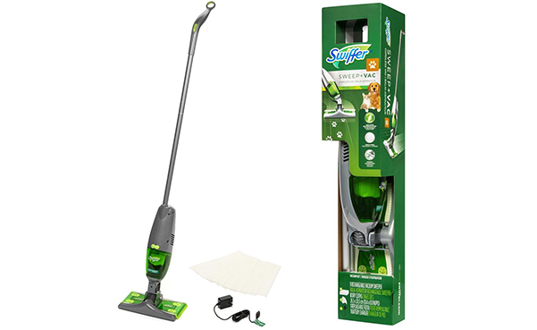 Swiffer Sweep and Vacuum Cleaner Kit