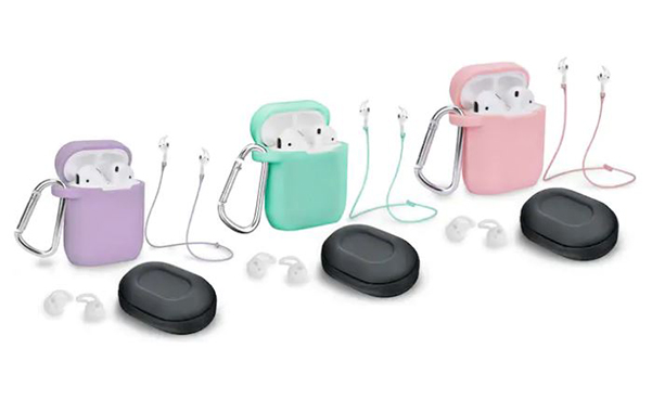 AirPod Case Cover and Accessory Pack