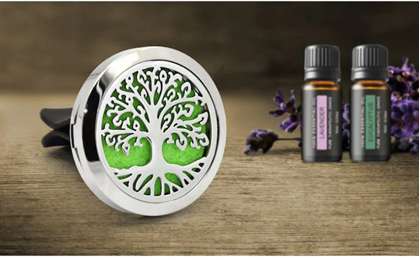 Aromatherapy Essential Oil Car Vent Diffuser