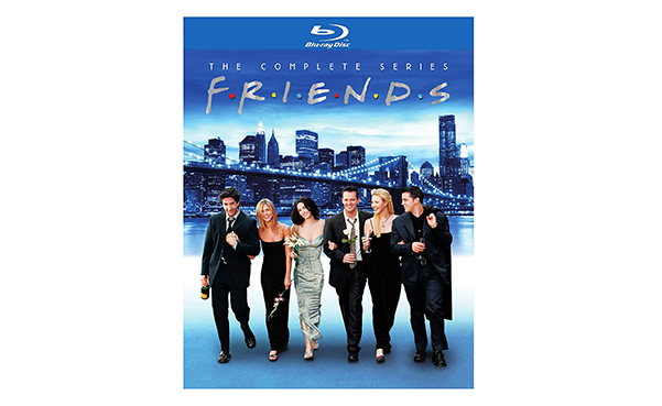 Friends: The Complete Series Blu-ray