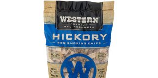 Hickory BBQ Smoking Chips