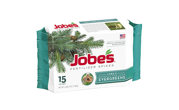 Jobe's Evergreen Outdoor Fertilizer Spikes,