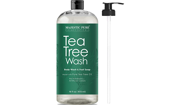 Majestic Pure Tea Tree Body Wash