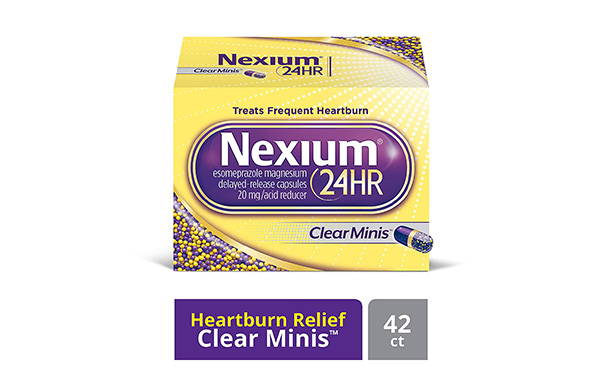 Nexium 24HR Protection from Frequent Heartburn