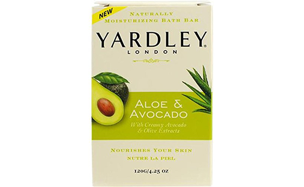 Yardley London Naturally Moisturizing Bath Bar