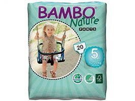 Bambo Nature Eco Friendly Baby Training Pants