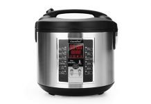 COMFEE' 12-in-1 Digital Multi Cooker
