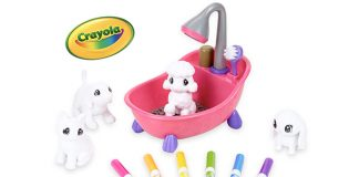 Crayola Scribble Scrubbie Color & Wash Toy
