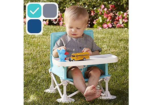 hiccapop Omniboost Travel Baby Booster Seat