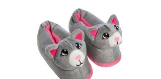 Chatties Girl's Animal Slippers