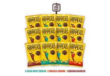 HIPPEAS Organic Chickpea Puffs Variety Pack, 12-Count