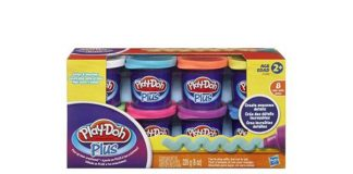 Hasbro Play-Doh Plus Variety Pack Toy, 8 Pack