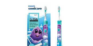 Philips Sonicare for Kids Rechargeable Electric Toothbrush