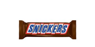 SNICKERS Christmas Slice n' Share Giant Chocolate Candy Bar