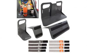 Stayhold Car Trunk Cargo Organizer Set