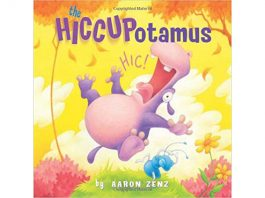 The Hiccupotamus Hardcover