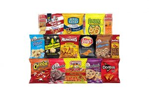 Ultimate Snack Care Package, 40-Count