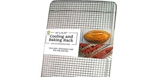 Ultra Cuisine Stainless Steel Baking Rack
