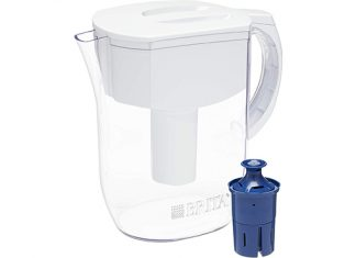 Brita Everyday Pitcher with 1 Longlast Filter