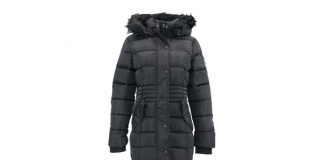 Bebe Women's Long Puffer Jacket