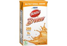 Boost Breeze Nutritional Drink