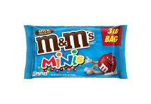 M&M'S Milk Chocolate Candy Bulk Candy Bag