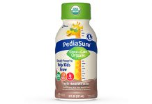 Pediasure Organic Kid's Nutrition Shake