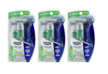 Schick Quattro Titanium Disposable Razors