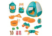 FUN LITTLE TOYS Kids Play Tent