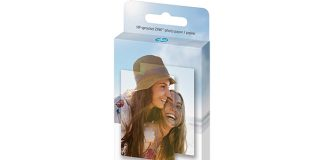 HP Sticky-Backed Photo Paper, 20 sheets