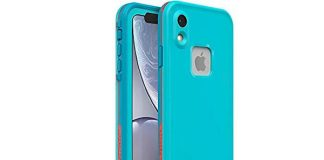 Lifeproof FRE Series Waterproof Case for iPhone XR - Retail Packaging - (Your Choice Color)