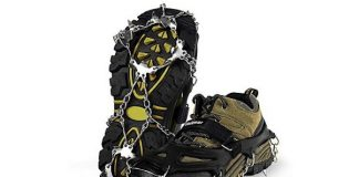 Unigear Ice Traction Cleats 18 Spikes