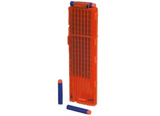 Official Nerf N-Strike Elite Series 18-Dart Quick Reload Clip - A0356