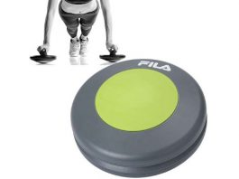 FILA Push-Up Pods – Portable Workout, Core Strength & Balance