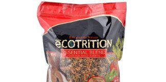 Ecotrition Essential Blend Food For Adult Rabbits, 5 Pounds, Resealable Bag