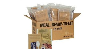 5ive Star Gear Deluxe Field Ready Rations (MRE)
