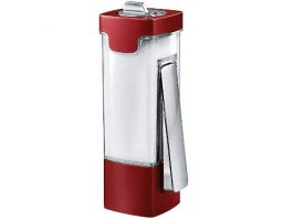 Honey-Can-Do Zevro KCH-06074 Pro Sugar 'N More Dispenser - Red